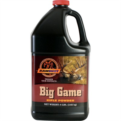 Ramshot Big Game 8 Lb U.S.A. & Canada