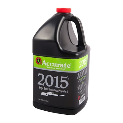 Accurate 2015 Powders - Accurate #2015 - 8 Lb