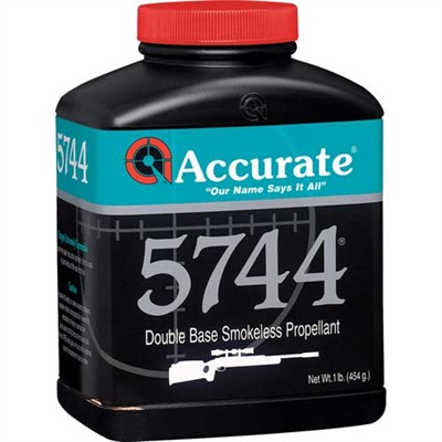 Accurate 5744 Powders - Accurate #5744 - 1 Lb