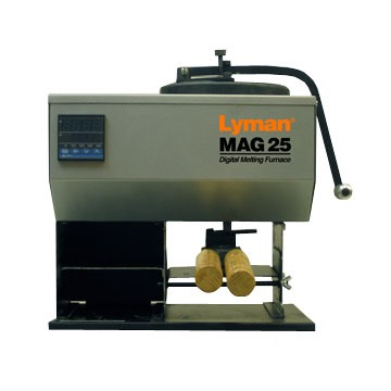 Mag 25 Digital Furnace - Lyman Mag 25 Digital Furnace (115v)