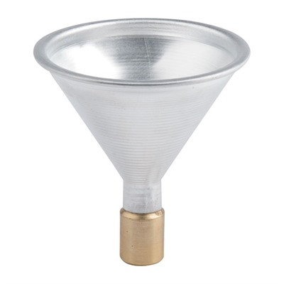 Aluminum Powder Funnels - Aluminum Powder Funnel, .40 Caliber