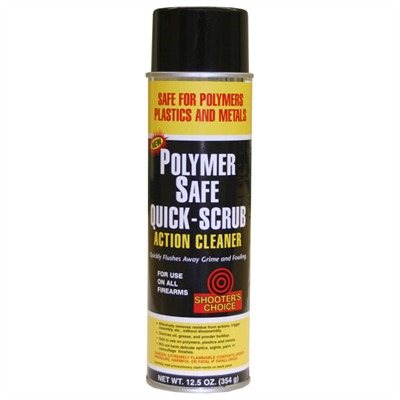 Polymer Safe Quick-Scrub Action Cleaner - Polymer Safe Cleaner
